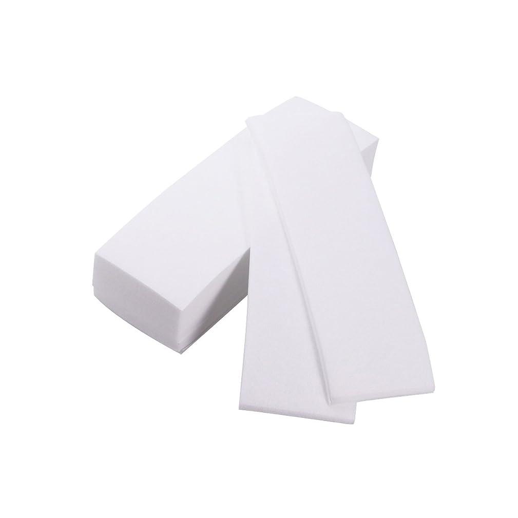 FRCOLOR 脱毛ワックスペーパー 不織布 使い捨て 200枚入り 脱毛用ペーパー
