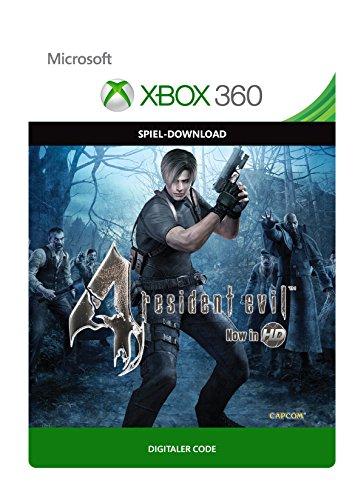 Resident Evil 4 [Xbox 360 - Download Code]