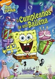 Bob Esponja Cumplea??os De Una Ballena (Import Movie) (European Format - Zone 2) (2007) Varios