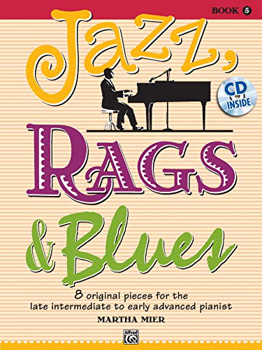 Jazz, Rags and Blues Volume 5 (b...