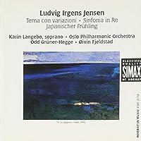 Jensen: Tema Con Variazioni / Sinfonia in Re / Japanischer Fruhling (1993-06-24)