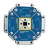 Escuadra magnética para soldador 13KG ,VVEMERK 4 PCS electrodos soldadura para...