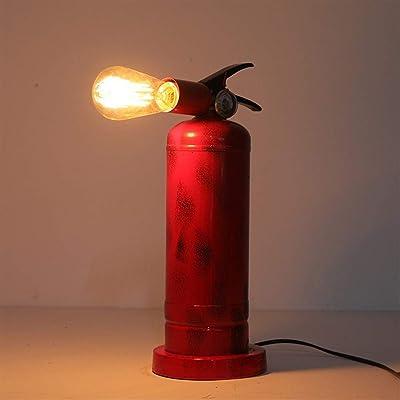 Lámpara de mesa negra Charles Leclerc 2: Amazon.es: Iluminación