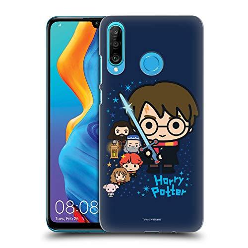 Head Case Designs Licenza Ufficiale Harry Potter Personaggi Deathly Hallows I Cover Dura per Parte Posteriore Compatibile con Huawei P30 Lite/Nova 4e