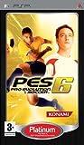 Konami Pro Evolution Soccer 6: Platinum, PSP