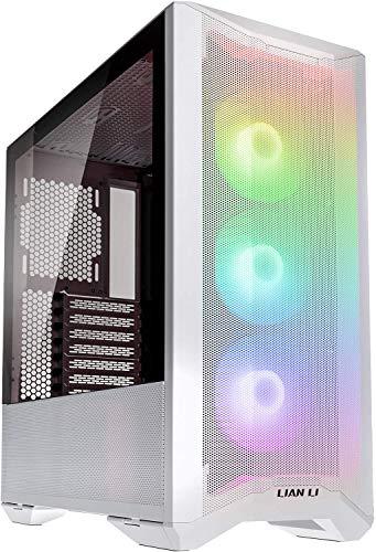 LAN2MRW LANCOOL II Mesh RGB Blanco LAN2MRW Vidrio Templado ATX Case - Color Blanco - LANCOOL II Mesh RGB Blanco… 2