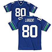 Throwback Player Jersey Player Number on Chest Name and Number on Back Team Colored Design 100% Polyester
