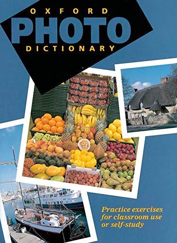 Oxford Photo Dictionary. Monolingual Edition (Paperback) (Diccionario Oxford Photo Monolingüe)