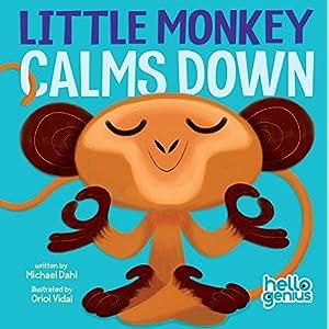 Little-Monkey-Calms-Down-Hello-Genius-Kindle-Edition