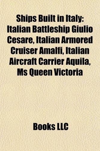 Ships built in Italy: Italian battleship Giulio Cesare, Ital