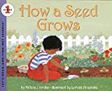 How a seed grows science book