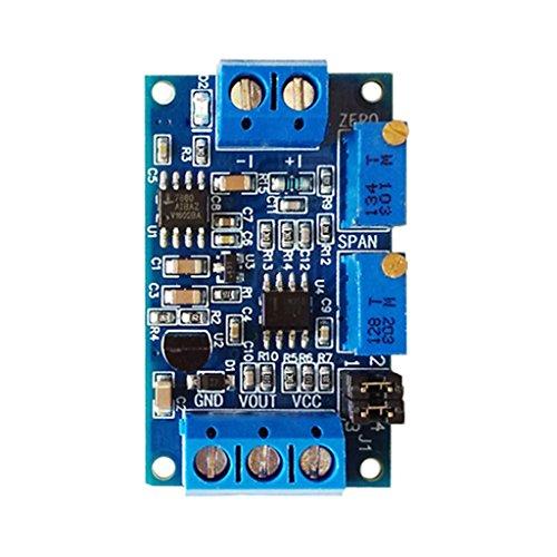 KINTRADE Strom-zu-Spannungs-Modul 0/4-20mA bis 0-3.3V 5V 10V Spannungswandler Signalumwandlung