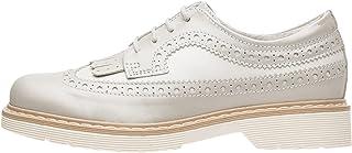 Nero Giardini P732080F Chaussures À Lacets Teens pour Fille en Cuir