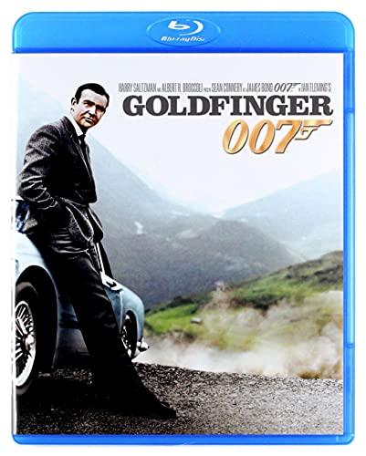 Agente 007 - Missione Goldfinger [Blu-Ray] [Region Free] (Audio italiano. Sottotitoli in italiano)