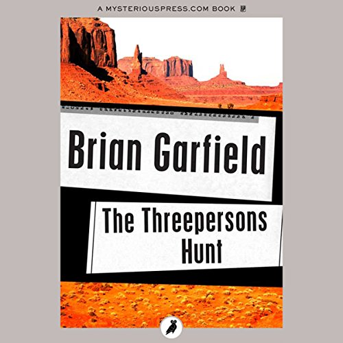 The Threepersons Hunt audiobook cover art