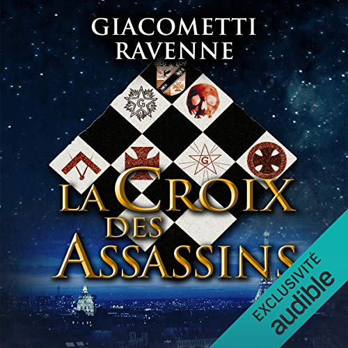 La croix des assassins cover art