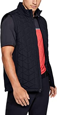 Under Armour mens Coldgear Reactor Elements Hybrid Golf Vest