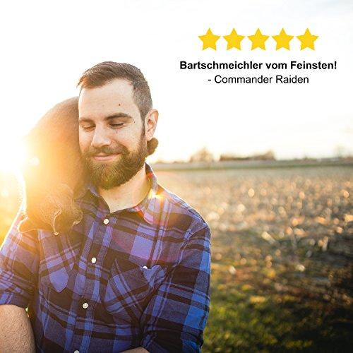 BEARDED BEN Bartbürste mit Wildschweinborsten und Aufbewahrungsbox Abbildung 2