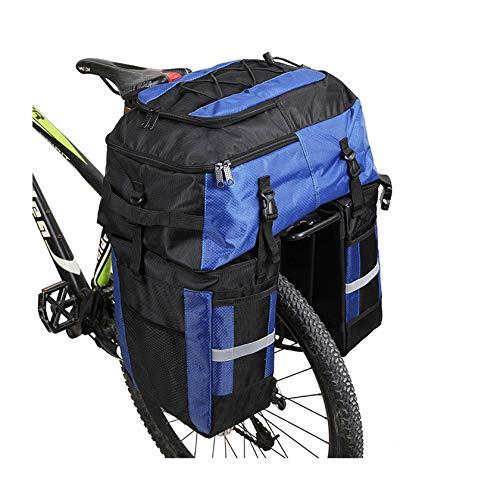 XICI Portaequipajes para Bicicletas Bolsa De Maletero para Portaequipajes Trasero 3 En 1, Bolsa para Maletero para Bicicleta Bolsa para Maletero De Bicicleta Bolsa