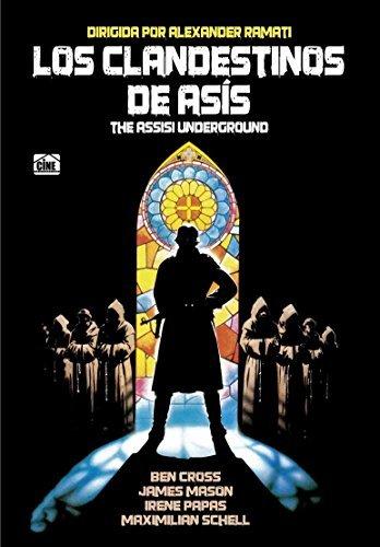 The Assisi Underground (Region 2) by James Mason, Irene Papas, Maximilian Schell, Ben Cross
