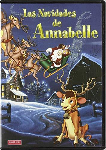 Annabelle und die fliegenden Rentiere / Annabelle's Wish (1997) ( Anna Belle's Wish ) [ Spanische Import ]