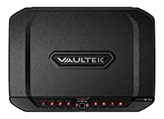 ADVANCED ANTI-THEFT PROTECTION featured on all Vaultek safes includes anti-pry bars, Dual anti-impact latches, interior mounted hinges and NEW IMPACT DETECTION exclusive to VT SERIES for the ultimate prevention against break-ins. HIGH CAPACITY safe f...
