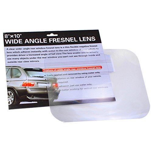 WS Weitwinkel Linse Weit Winkel Wide Angle Lens Fresnel für Auto KFZ Fensterfolie