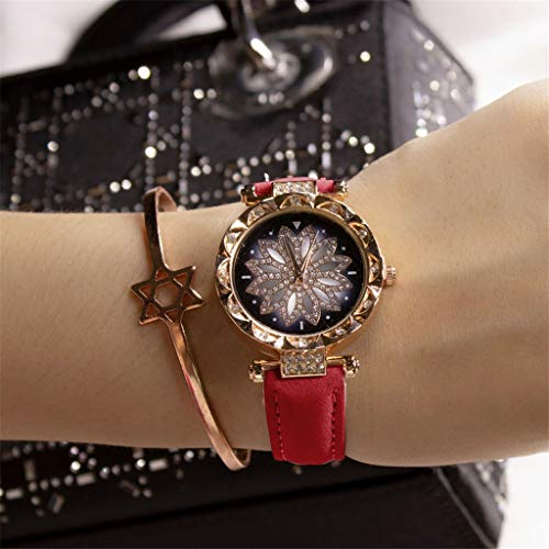 ?? Janly ?? Ladies Watches The Latest Top Fashion Ladies Belt Watch Wild Lady Creative Fashion Gift Valentine's Day