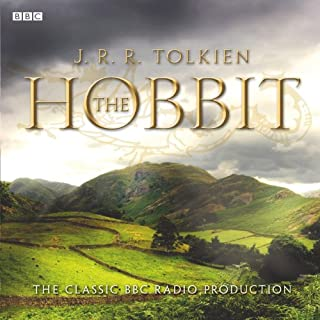 The Hobbit (Dramatised)                   Written by:                                                                                                                                 J. R. R. Tolkien                               Narrated by:                                                                                                                                 Paul Daneman,                                                                                        Anthony Jackson,                                                                                        Heron Carvic                      Length: 3 hrs and 42 mins     4 ratings     Overall 4.3