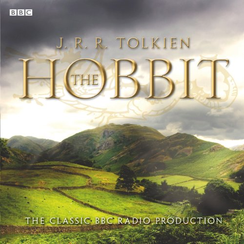The Hobbit (Dramatised) audiobook cover art