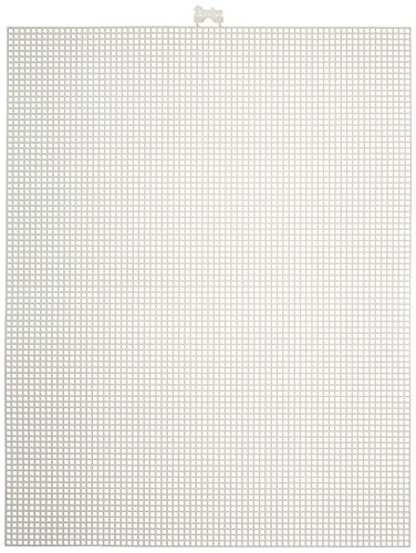 Darice 33900-2 Canevas, Plastique, Blanc, 35,56 x 26,67 x 0,03 cm