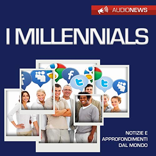 I Millennials copertina