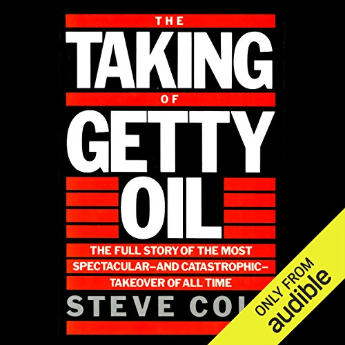 The Taking of Getty Oil Titelbild