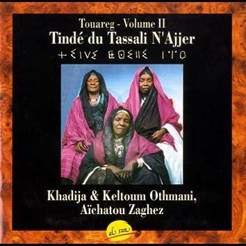 Tindé du Tassili N'Ajjer