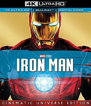 Iron Man  Feature  [Blu-ray]