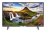 Typ: LED Fernseher mit 110 cm (43 Zoll) Bildschirmdiagonale Auflösung: 3.840 x 2.160 Pixel (4K UHD) / Bildwiederholungsrate: 1200 CMP Empfang: Integrierter Triple-Tuner DVB-T2 (Codec H.265/HEVC), DVB-C- (Kabel) und DVB-S2 (Satellit) – Digitales Ferns...