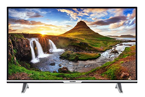 Telefunken XU43D401 110 cm (43 inch) televisie (4K Ultra HD, Smart TV, Triple Tuner)