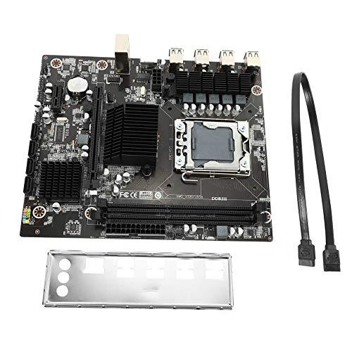 Haude X58 LGA1356 placa base DDR3 1333 1600MHz SATA2.0 ATX soporte placa base 32GB Dual Channel para Xeon 1356