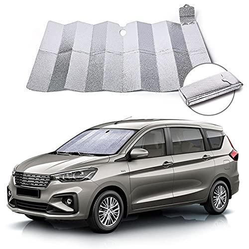 Younoo1 - Protector de parabrisas para coche, protección contra los rayos UV, universal, para coche, antiescarcha, nieve, hielo, lluvia y sol