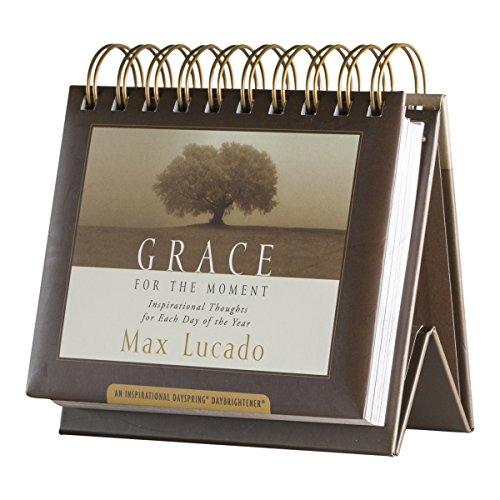 DaySpring Calendário Flip - Grace for the Moment por Max Lucado - 16755