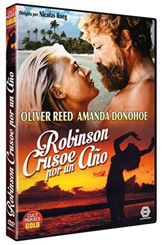 Robinson Crusoe por un Año (Castaway) 1986