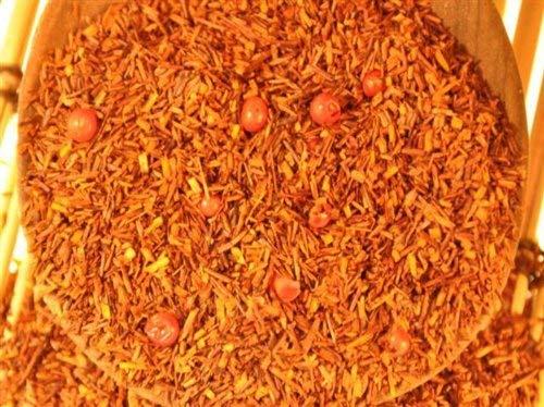 Rooibos Erdbeer/roter Pfeffer, 5 x 100g, absolute Spezialität!, SPARPACK, frei von künstlichen Zusatzstoffen - Bremer Gewürzhandel