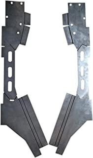 Affordable Offroad Elite Front Frame Stiffeners Jeep Cherokee XJ 1984-2001