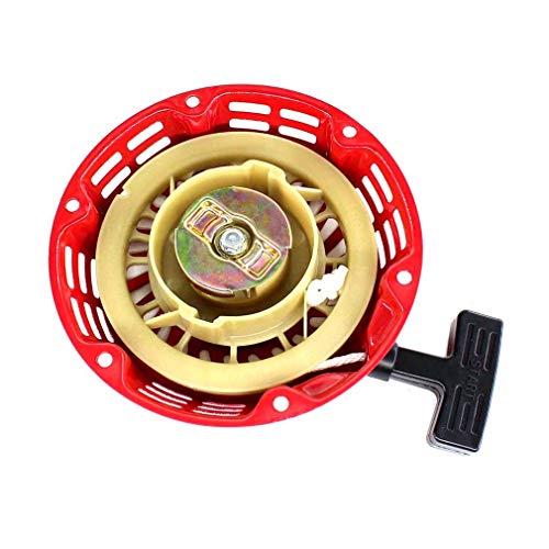 AISEN Seilzugstarter für NORMA RPM 56 S-MS, EINHELL ROYAL RPM 56 S-MS, HANSEATIC RM 56 HW-RA Rasenmäher
