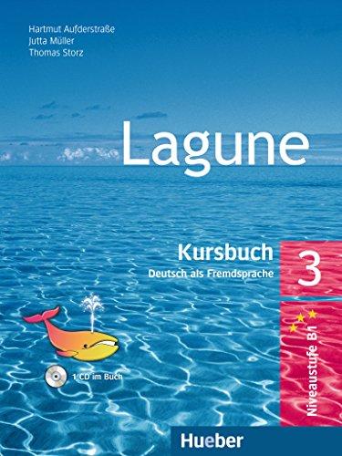 Lagune 3: Kursbuch mit Audio-CDs