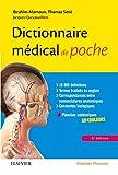Dictionnaire médical de poche - Avec des planches anatomiques en couleurs