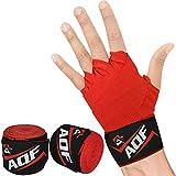 AQF Vendas Boxeo con 4 Metros Eslora Vendas Elasticas para Deportes De Combate, Boxeo, MMA (Artes Marciales Mixtas) Y...