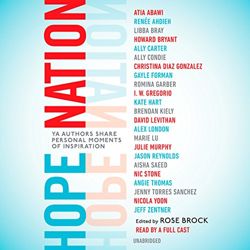 Hope Nation audiobook cover art