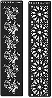 Best border stencils for painting walls Reviews