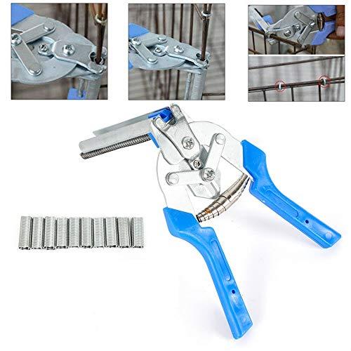Alicates de fijación de alambre para malla de alambre